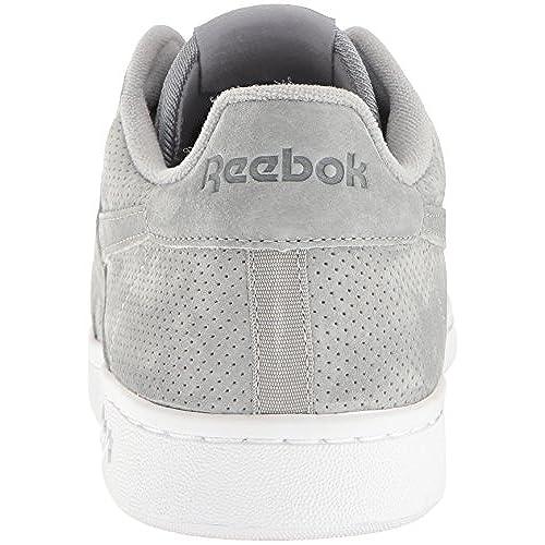 7eec8da83c51a delicate Reebok Men s Npc UK Perf Fashion Sneaker - appleshack.com.au