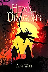 A Hero For Dragons (The Cavernis Trilogy Book 3)