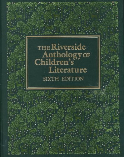 The Riverside Anthology of Children's Literature by Judith Saltman - Riverside Shopping Mall