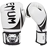 Venum Challenger 2.0 Boxing Gloves, White, 14-Ounce