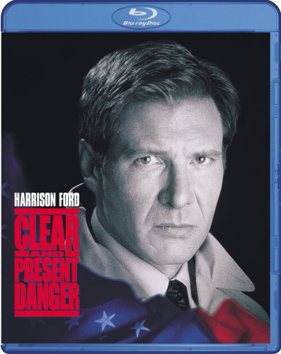 Blu-ray : Clear and Present Danger (, Dubbed, Dolby, AC-3, Widescreen)