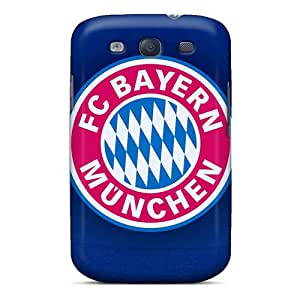 Premium Galaxy S3 Case - Protective Skin - High Quality For Fc Bayern Muenchen