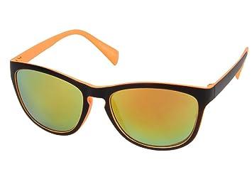 b904320711c54b Lunettes de soleil bicolore Ultra légères colori couleurs très sympa blues  brothers Madonna accessoire pas cher UV 400 ...