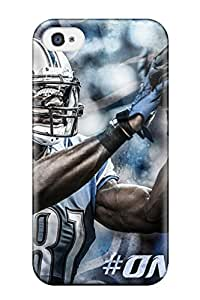 Ideal ZippyDoritEduard Case Cover For Iphone 4/4s(calvin Johnson), Protective Stylish Case