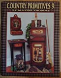 img - for Country Primitives 9 book / textbook / text book