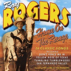 2005 Range - Home on the Range by Rogers, Roy Import edition (2005) Audio CD