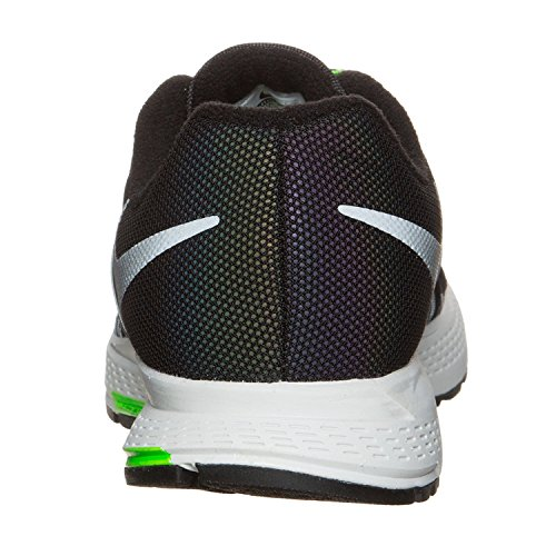 NIKE Zoom Pegasus 32 Flash GS Running Trainers 807381 Sneakers Shoes Black/Reflective Silver-pure Platinum deals cheap price free shipping 100% original pay with visa dYWuIDx6W