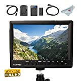 Cheap FEELWORLD FW760 7 Inch IPS On-camera Monitor, 1920×1200 HD Field Monitor with 4K HDMI Input Histogram Focus Zebra for Camera DSLR Camcorder