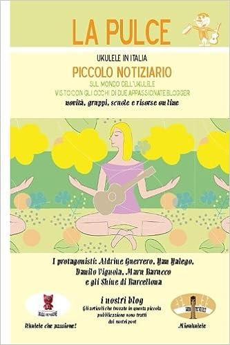 La Pulce: Ukulele in Italia terza uscita (Volume 2) (Italian ...