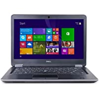 Dell Latitude E7440 14 LED FHD Laptop Intel i7-4600U Dual Core 2.1GHz 8GB 256GB SSD W8.1P (Certified Refurbished)