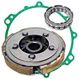 CALTRIC WET CLUTCH CARRIER and ONE WAY BEARING Fits YAMAHA KODIAK 450 YFM450FA 2003-2006