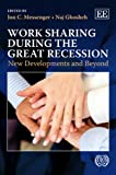 Work Sharing During the Great Recession, Messenger Ghosheh, 9221245632