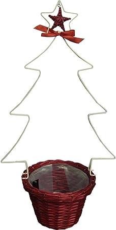 Albero Di Natale 80 Cm.Porta Piante Albero Di Natale 80 Cm Amazon It Casa E Cucina