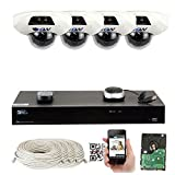 GW Security NVR Security Camera System