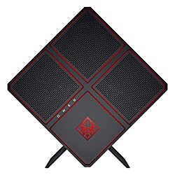 OMEN X by HP Gaming Desktop Computer, Intel Core i7-7700K, 8GB RAM, 2TB hard drive, 256GB SSD, Windows 10 (900-110, Black)