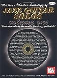 Master Anthology of Jazz Guitar Solos, Volume One, Mel Bay Publications, 0786652918