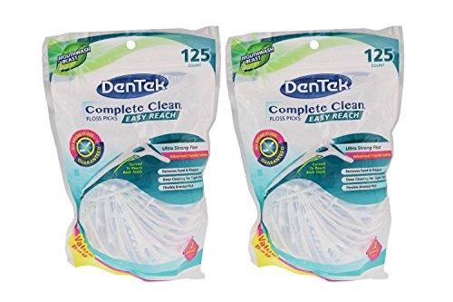 Dentek Complete Clean Floss Picks