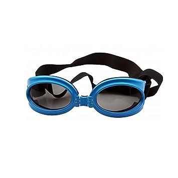 Providethebest Perro Mascota Gato de protección UV Gafas de ...