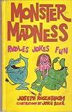 Monster Madness, Joseph Rosenbloom, 0806946342