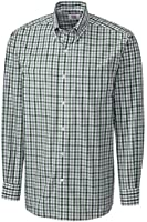 Cutter & Buck Men's Big And Tall Easy Care Button Down Shirt