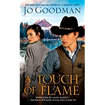 A Touch of Flame (The Cowboys of Colorado)
