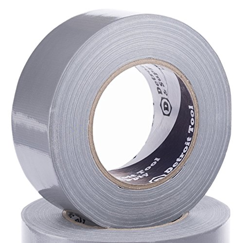 (Silver 1.8-Inch Wide Duct Tape - 55 yard x 6 Rolls)