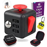 FabQuality Cube Anxiety Attention Toy With BONUS CASE +...