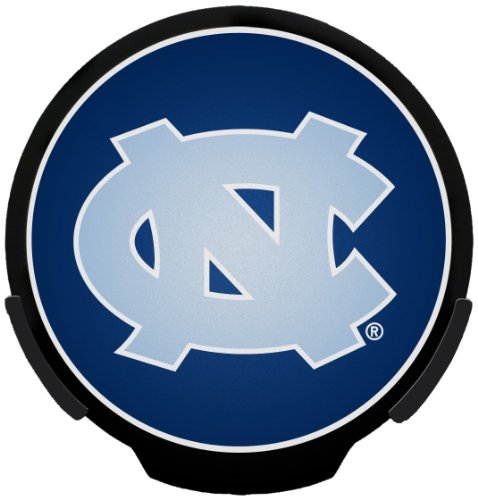 NCAA North Carolina Tar Heels LED Power Decal