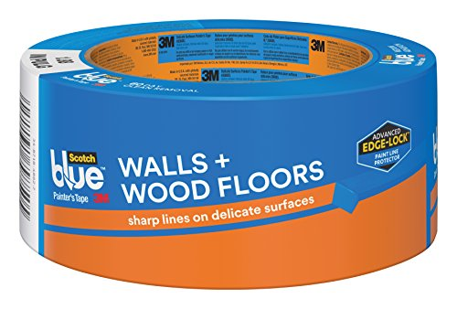 OOD FLOORS Painter's Tape, 1.88-Inch x 60-Yards, 1 Roll ()