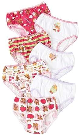 Scooby Doo Girls' Underwear 7 Pack