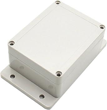 Caja de empalme de caja de empalme de caja de empalme de caja de empalme a prueba de agua ABS de October Elf (115x88x55 mm): Amazon.es: Bricolaje y herramientas