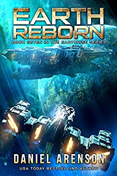 Earth Reborn (Earthrise Book 7) by [Arenson, Daniel]