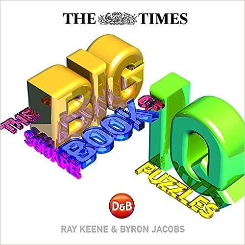 The Big Square Book of IQ Puzzles