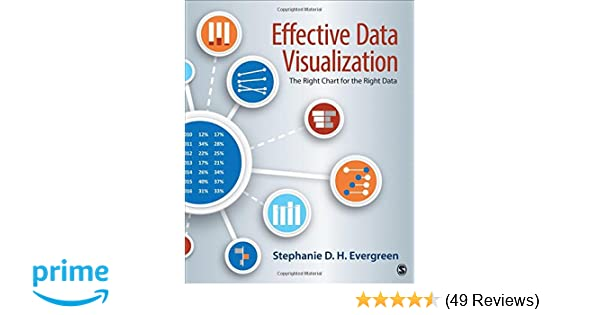 Effective data visualization the right chart for the right data effective data visualization the right chart for the right data 9781506303055 communication books amazon fandeluxe Choice Image