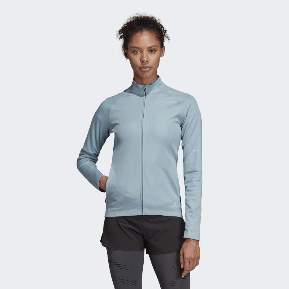 adidas Damen PHX W Jacket Grau (gricen)