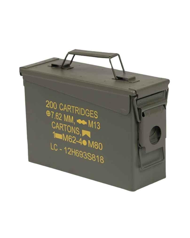Boî te de Munitions US munitions Box M19A1 Mil-Tec