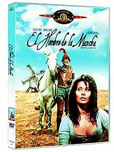 El Hombre De La Mancha [DVD]