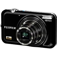 Fujifilm FinePix JX200 - Digital camera - compact - 12.0 Mpix - optical zoom: 5 x - supported memory: SD, SDHC - black Noticeable Review Image