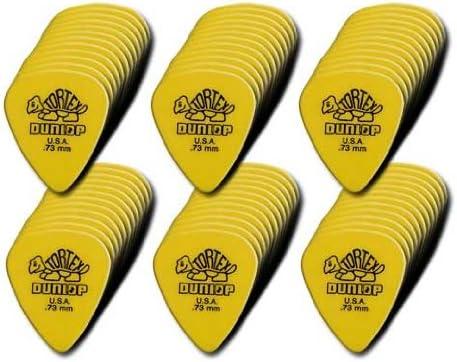 Dunlop 418R73 - Púa (de tortex, tamaño fino): Amazon.es: Instrumentos musicales
