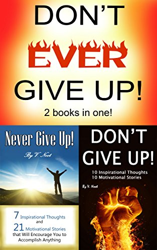 don t ever give up books with motivational thoughts 読書メーター