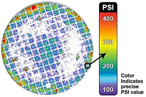 Fujifilm Prescale Medium Tactile Pressure Indicating Sensor Film by Fujifilm Prescale (Image #7)
