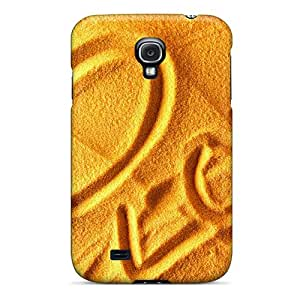 Flexible Tpu Back Case Cover For Galaxy S4 - Love S