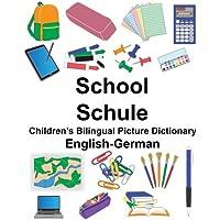 English-German School/Schule Children's Bilingual Picture Dictionary (FreeBilingualBooks.com)