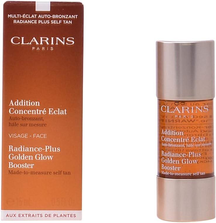Clarins Addition concentré éclat auto-bronzant 15 ml