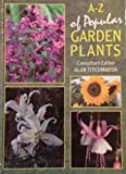 A-Z of Popular Garden Plants, Book Sales, Inc. Staff, 1555215912
