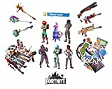 #5: Fortnite Stickers 40 pc Value Pack Variety Fortnite Vinyl Stickers [VC Official Release]