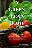 Book cover image for A Green Leaf Home