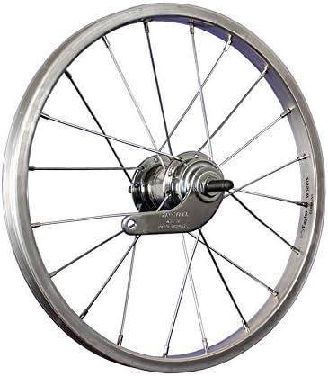 Taylor-Wheels 16 Pulgadas Rueda Trasera Bici Freno contrapedal 305-19 Plateado: Amazon.es: Deportes y aire libre