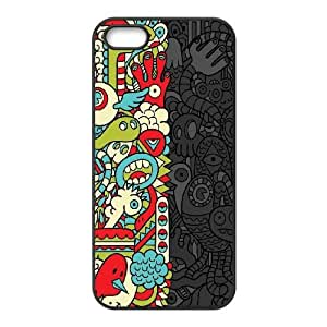 iPhone 4 4s Cell Phone Case Black Monstrous Sides Ynjce