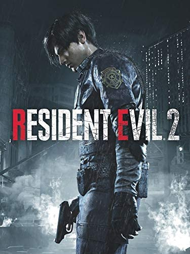 Resident evil 2 2019 game 24 X 14 inch Silk Poster